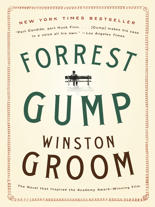 Title details for Forrest Gump by Winston Groom - Wait list