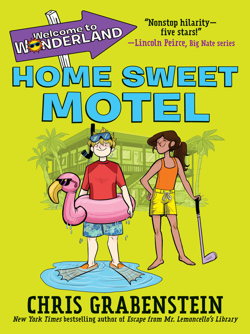 Cover image for Home Sweet Motel