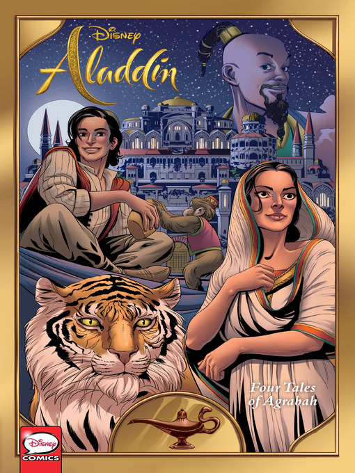 Title details for Aladdin: Four Tales of Agrabah by Corinna Bechko - Available