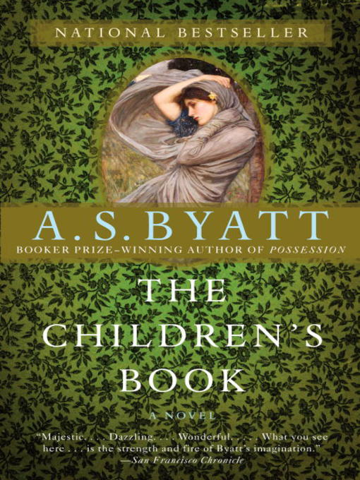 Title details for The Children's Book by A. S. Byatt - Available