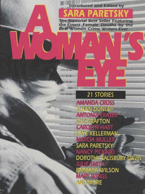 Title details for A Woman's Eye by Sara Paretsky - Available