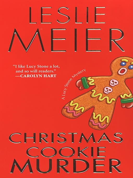 Title details for Christmas Cookie Murder by Leslie Meier - Wait list