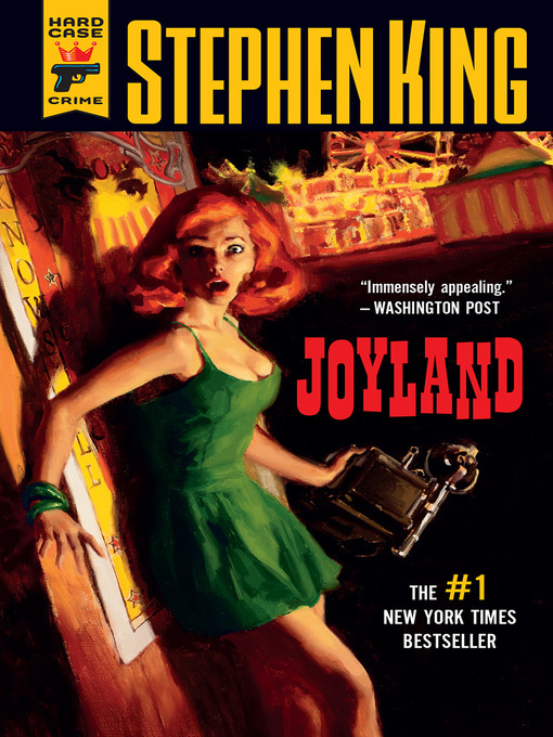 Title details for Joyland by Stephen King - Wait list