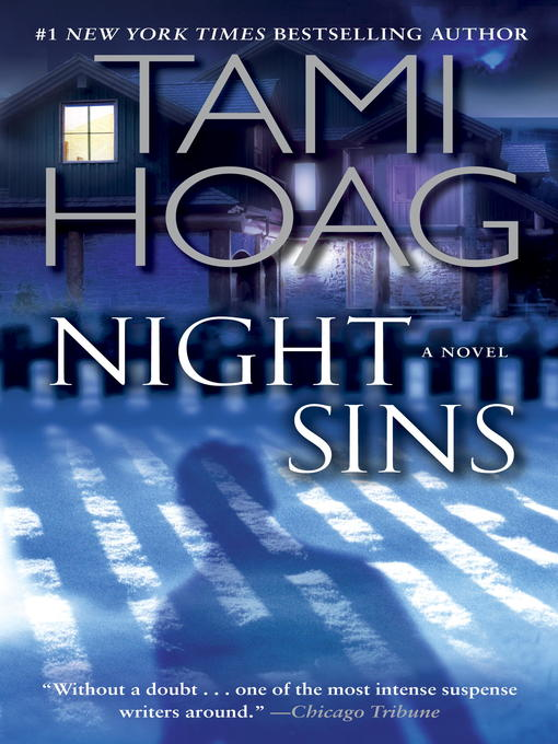 Title details for Night Sins by Tami Hoag - Available