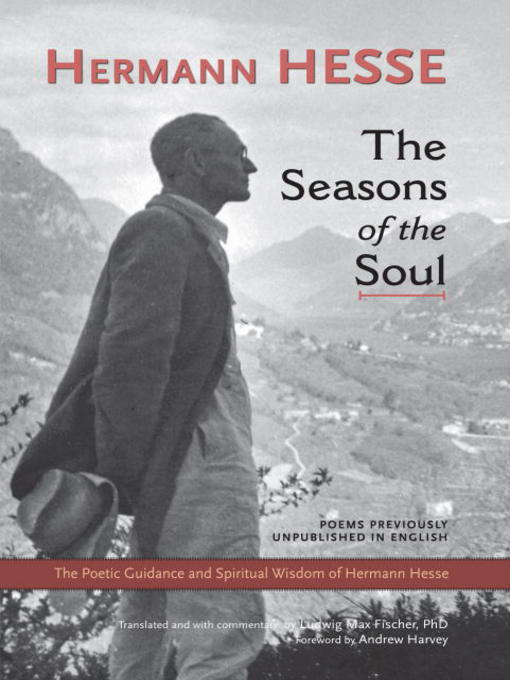 Title details for The Seasons of the Soul by Hermann Hesse - Wait list