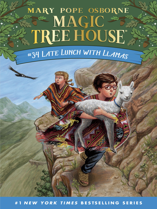 Title details for Late Lunch with Llamas by Mary Pope Osborne - Available