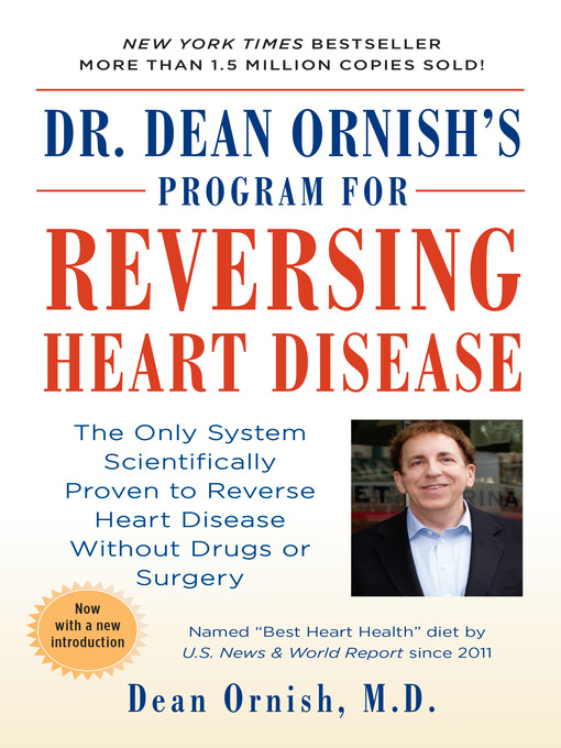 Title details for Dr. Dean Ornish's Program for Reversing Heart Disease by Dean Ornish, M.D. - Available