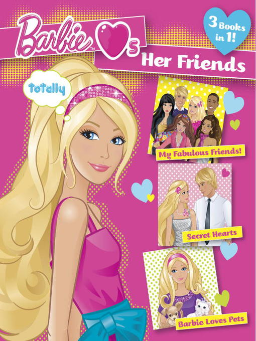 Title details for Barbie Loves Her Friends by Mary Man-Kong - Wait list
