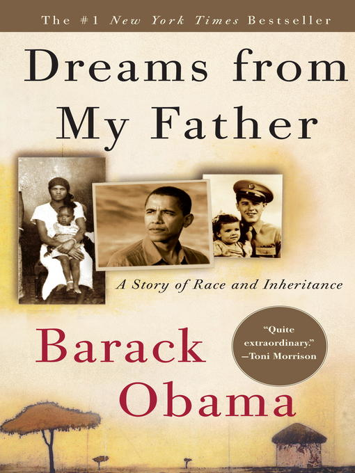 Title details for Dreams from My Father by Barack Obama - Available