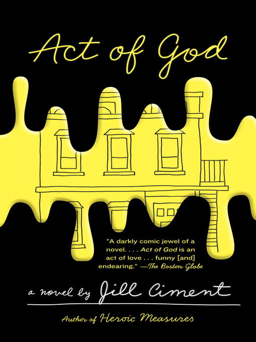 Title details for Act of God by Jill Ciment - Available