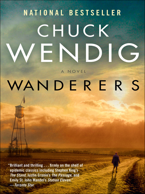 Title details for Wanderers by Chuck Wendig - Wait list