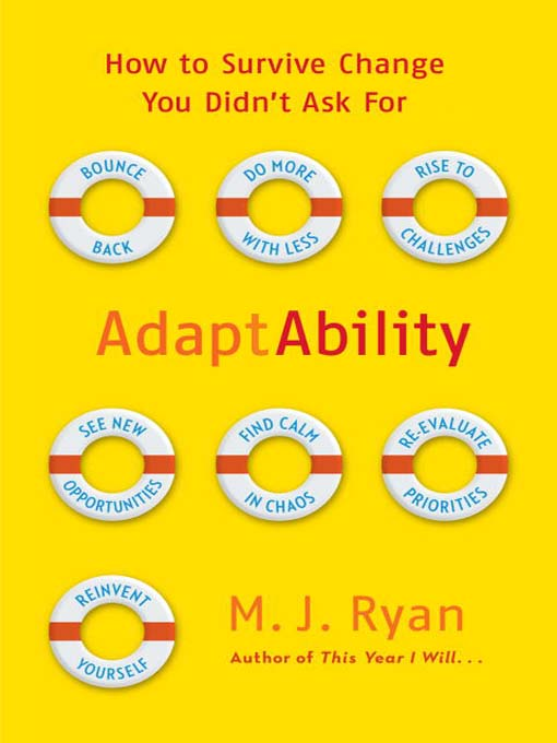 Cover of AdaptAbility