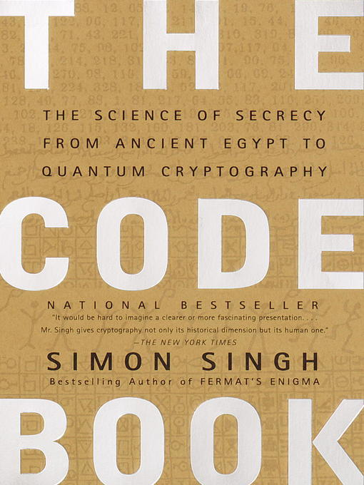 Title details for The Code Book by Simon Singh - Available