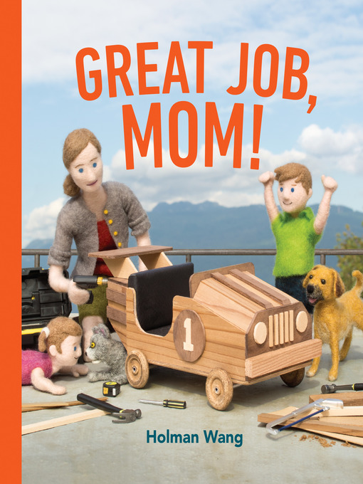 Cover of Great Job, Mom!