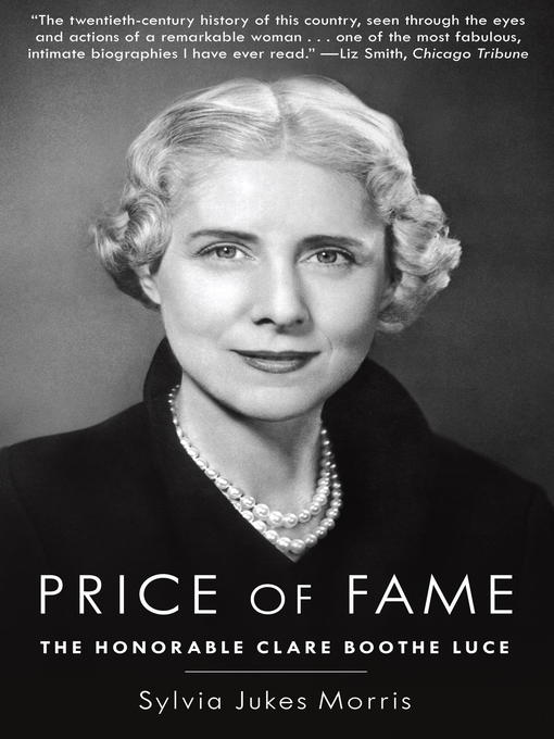Title details for Price of Fame by Sylvia Jukes Morris - Wait list