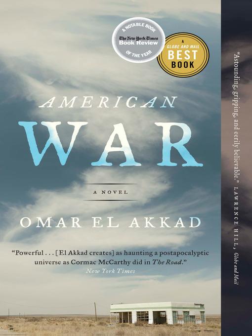 Title details for American War by Omar El Akkad - Wait list