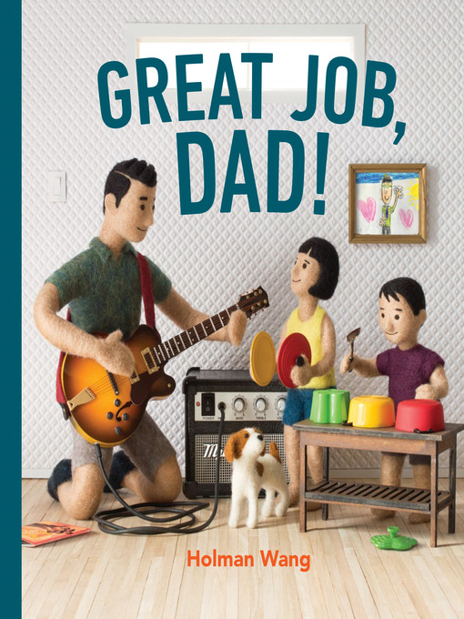 Cover of Great Job, Dad!