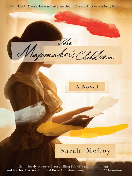 Title details for The Mapmaker's Children by Sarah McCoy - Wait list