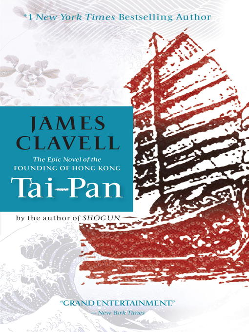 Title details for Tai-Pan by James Clavell - Wait list