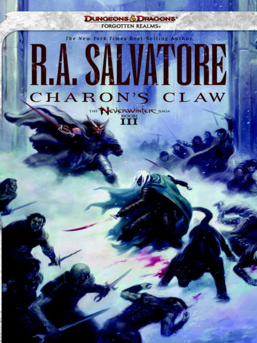 Title details for Charon's Claw by R.A. Salvatore - Available