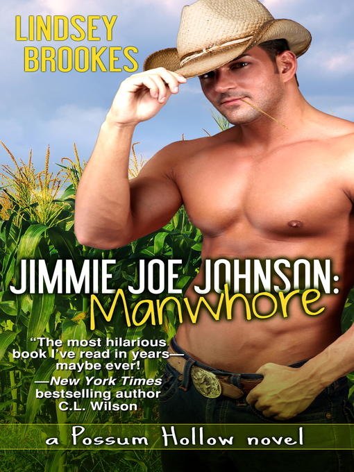 Cover image for Jimmie Joe Johnson: Manwhore