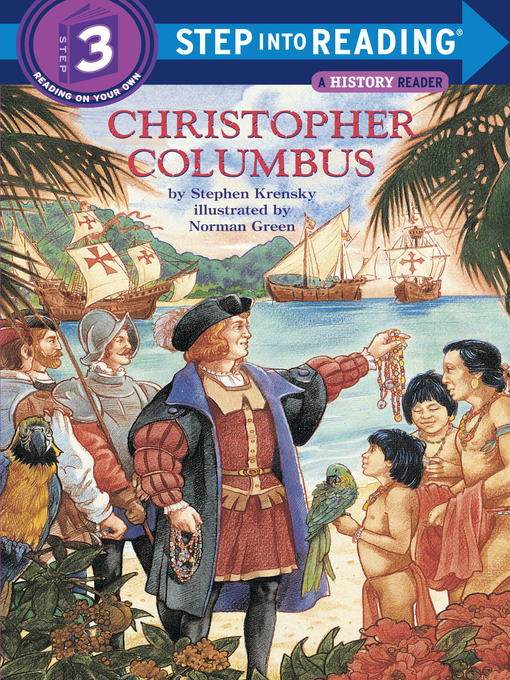 Title details for Christopher Columbus by Stephen Krensky - Available