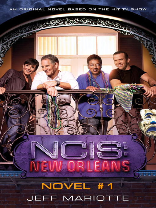 Title details for NCIS New Orleans by Jeff Mariotte - Available
