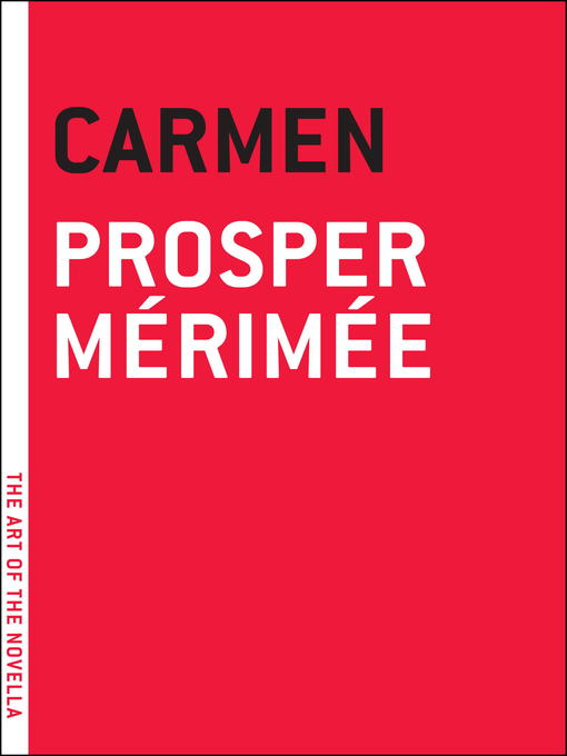 Title details for Carmen by Prosper Merimee - Available
