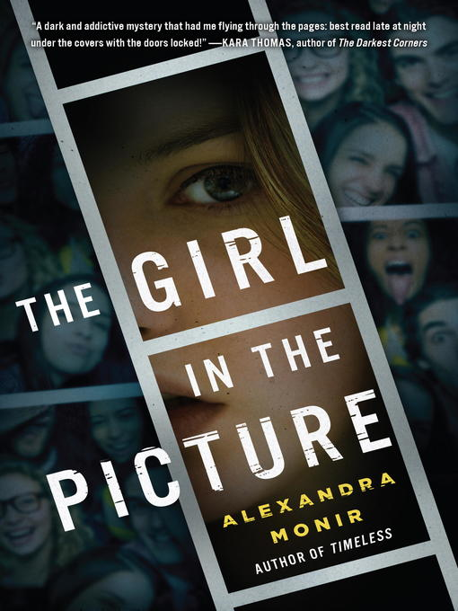 Title details for The Girl in the Picture by Alexandra Monir - Wait list