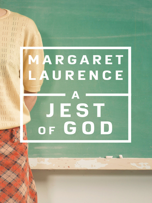 Cover of A Jest of God