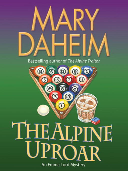 Title details for The Alpine Uproar by Mary Daheim - Available