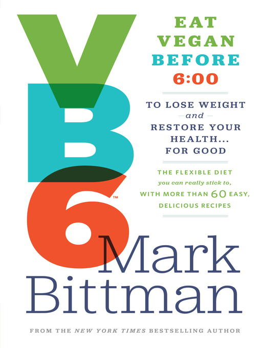 Title details for VB6 by Mark Bittman - Available