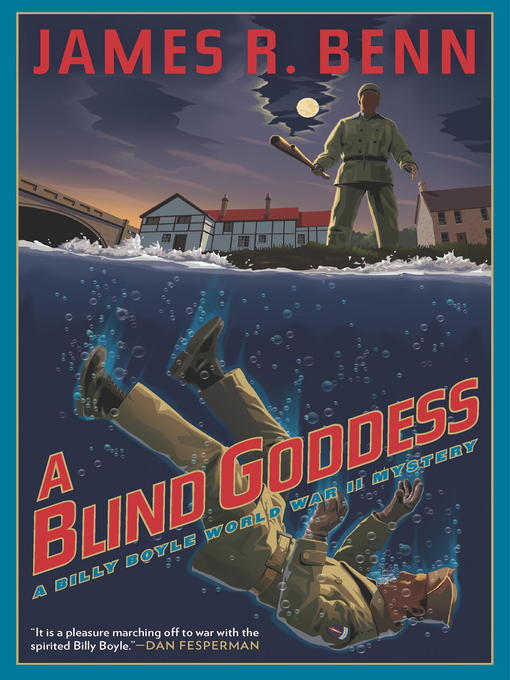 Title details for A Blind Goddess by James R. Benn - Available