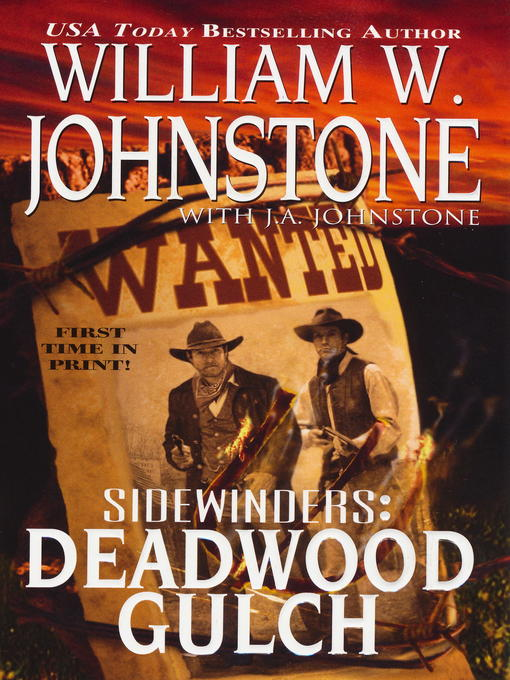 Title details for Deadwood Gulch by William W. Johnstone - Wait list