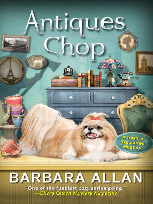 Title details for Antiques Chop by Barbara Allan - Wait list