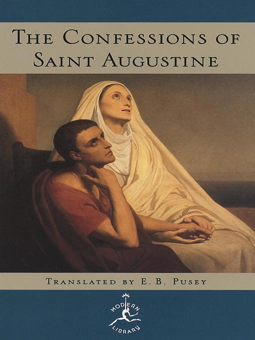 the confessions of st augustus essay