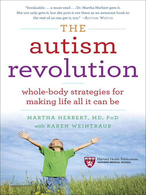 Title details for The Autism Revolution by Dr. Martha Herbert - Available