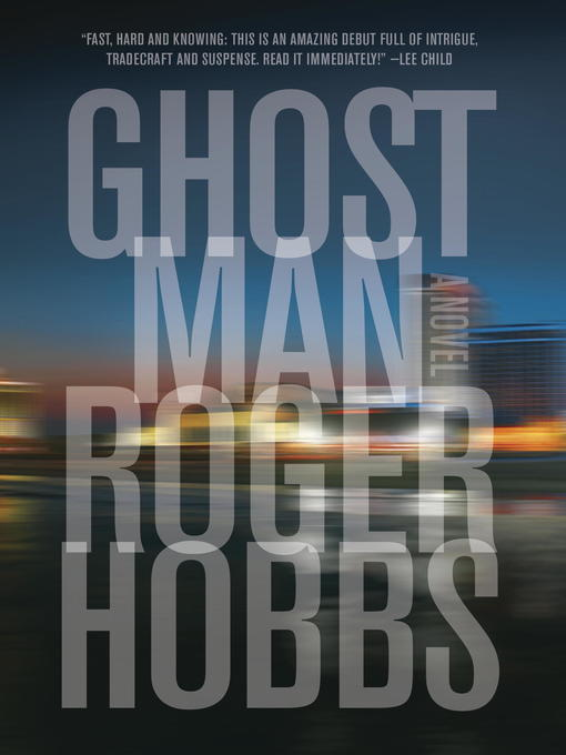 Title details for Ghostman by Roger Hobbs - Wait list
