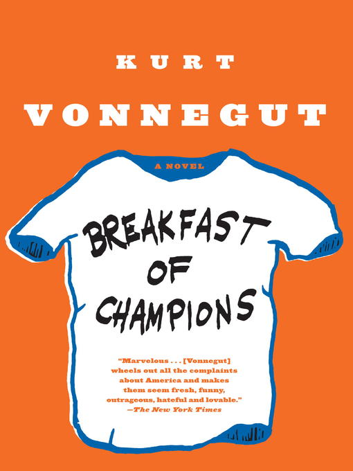 Title details for Breakfast of Champions by Kurt Vonnegut - Available