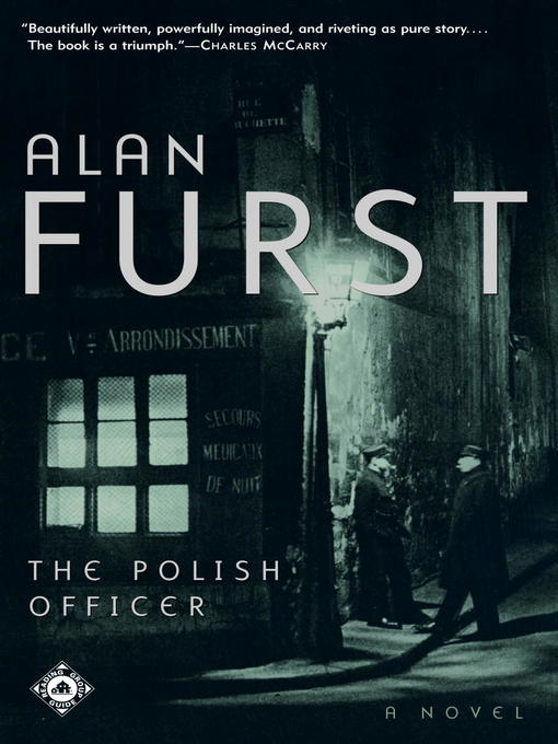 Title details for The Polish Officer by Alan Furst - Available