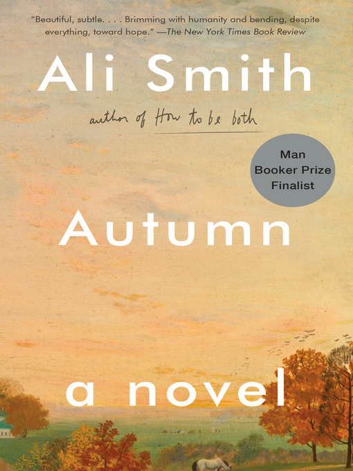 Title details for Autumn by Ali Smith - Wait list