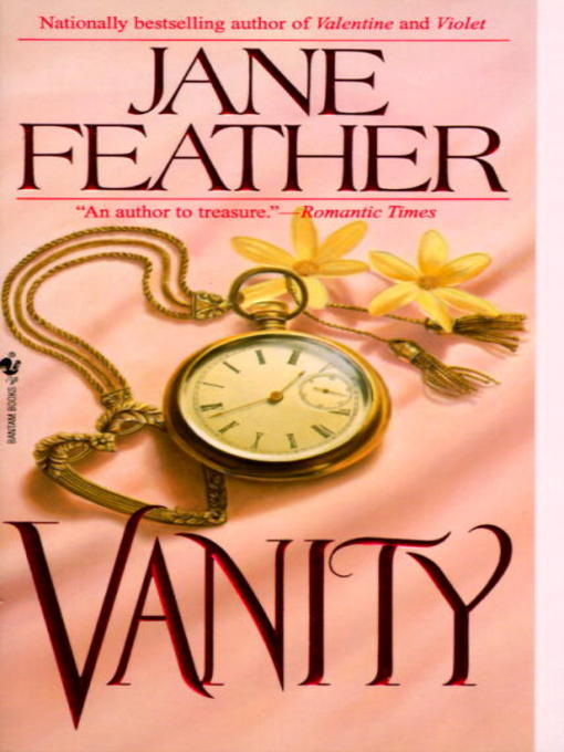 Title details for Vanity by Jane Feather - Wait list