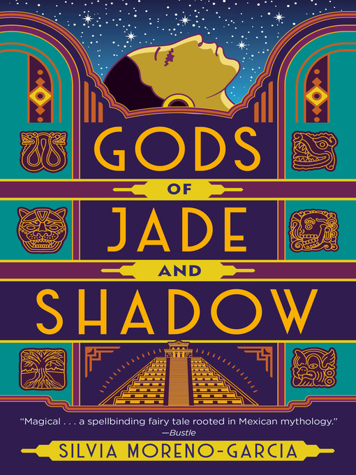 Title details for Gods of Jade and Shadow by Silvia Moreno-Garcia - Wait list