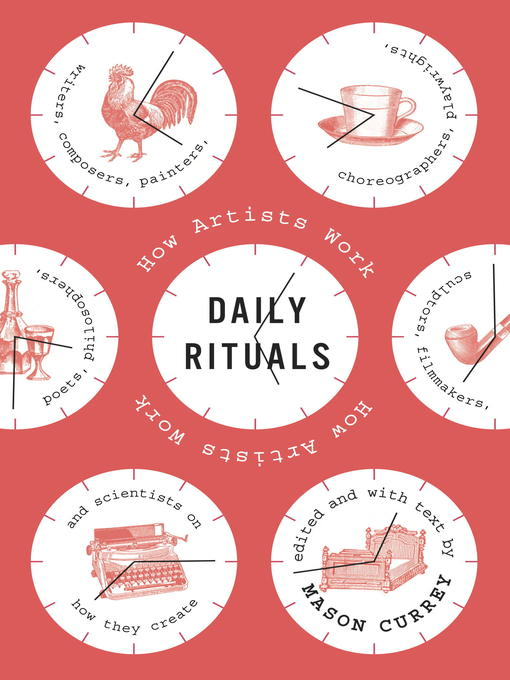 Title details for Daily Rituals by Mason Currey - Available