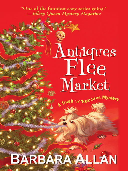 Title details for Antiques Flee Market by Barbara Allan - Available