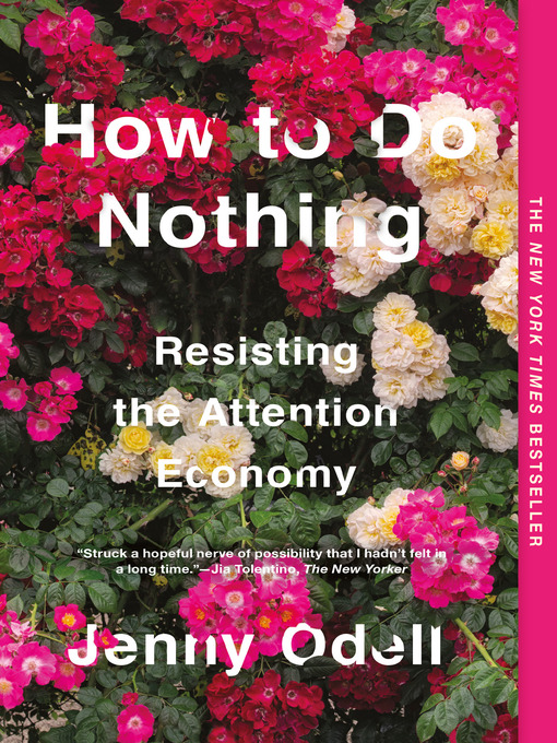 Title details for How to Do Nothing by Jenny Odell - Wait list