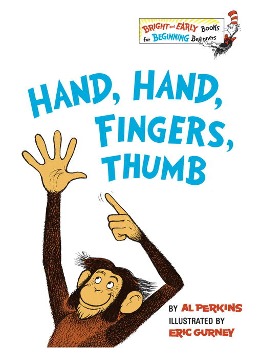 Title details for Hand, Hand, Fingers, Thumb by Al Perkins - Available