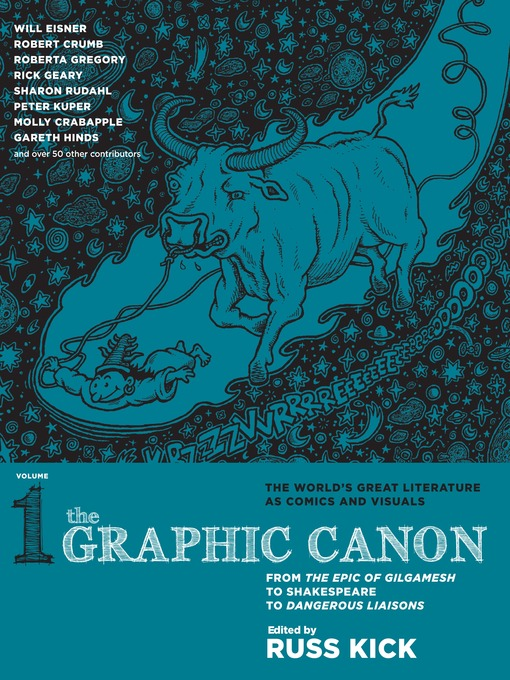 Title details for The Graphic Canon, Volume 1 by Russ Kick - Wait list