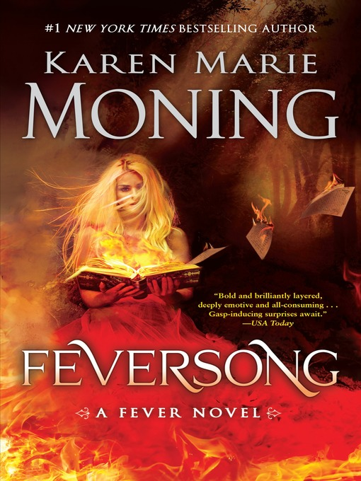 Title details for Feversong by Karen Marie Moning - Wait list