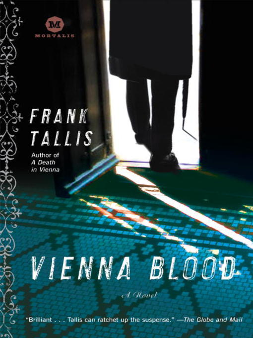 Title details for Vienna Blood by Frank Tallis - Available